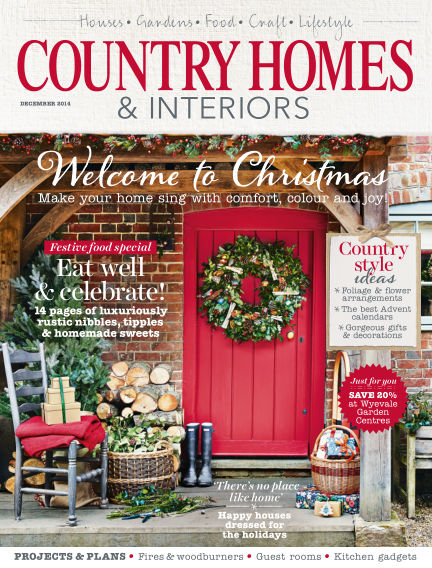 Country Homes & Interiors December 04, 2014 00:00