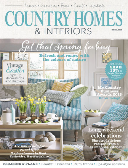 Country Homes & Interiors April 02, 2015 00:00