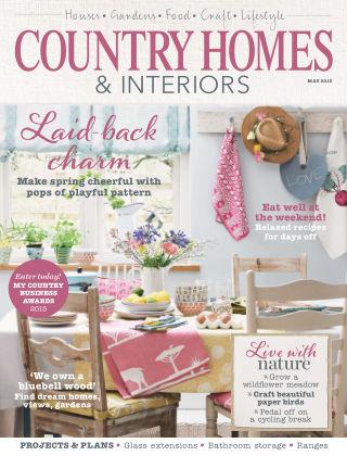 Country Homes & Interiors May 2015