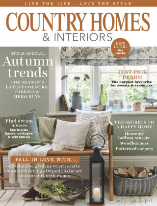 Country Homes & Interiors October 2015