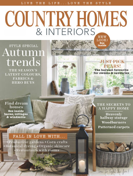 Country Homes & Interiors October 01, 2015 00:00
