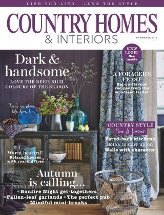 Country Homes & Interiors November 2015