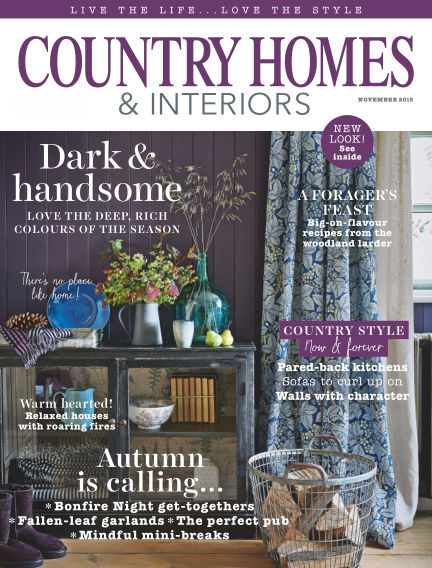 Country Homes & Interiors October 29, 2015 00:00