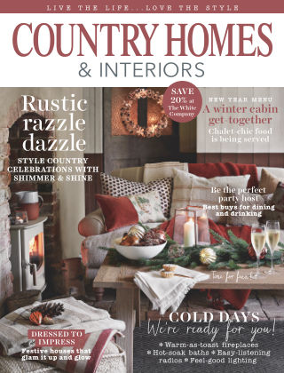 Country Homes & Interiors January 2016