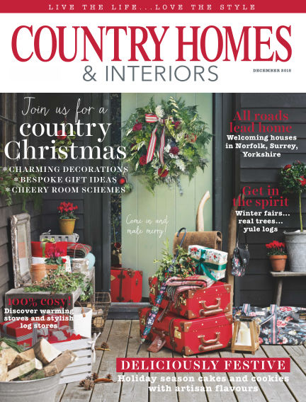 Country Homes & Interiors December 03, 2015 00:00