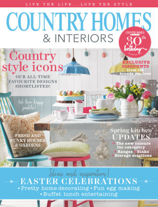 Country Homes & Interiors April 2016
