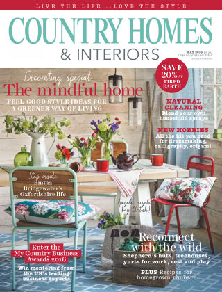Country Homes & Interiors May 2016