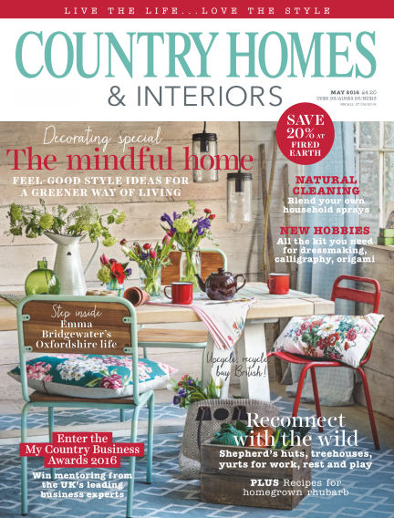 Country Homes & Interiors April 01, 2016 00:00