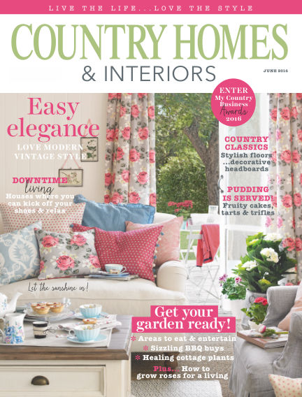 Country Homes & Interiors April 28, 2016 00:00