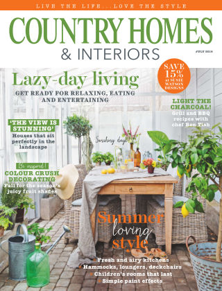 Country Homes & Interiors July 2016