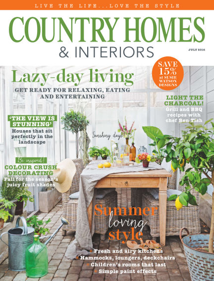 Country Homes & Interiors June 02, 2016 00:00