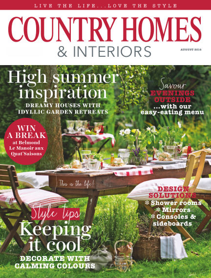 Country Homes & Interiors July 07, 2016 00:00