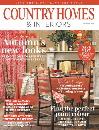 Country Homes & Interiors October 2016