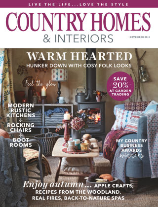 Country Homes & Interiors November 2016