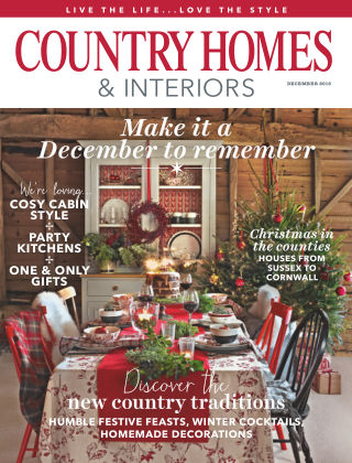 Country Homes & Interiors December 2016