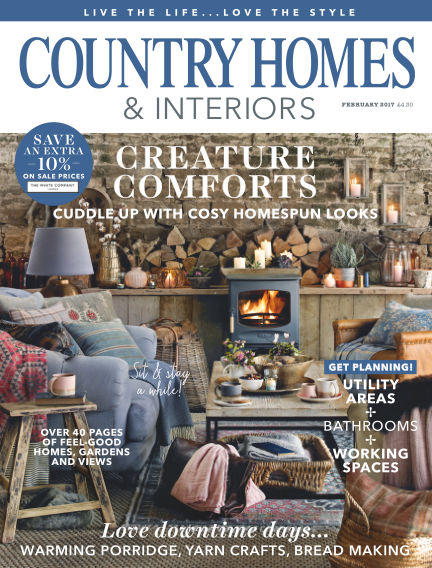 Country Homes & Interiors January 03, 2017 00:00
