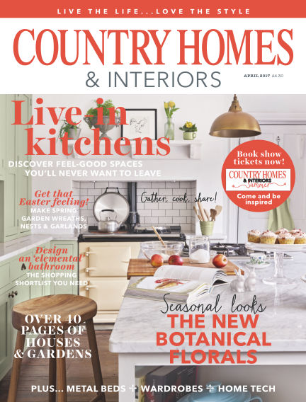 Country Homes & Interiors March 02, 2017 00:00