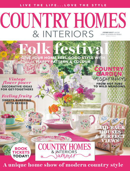 Country Homes & Interiors April 27, 2017 00:00