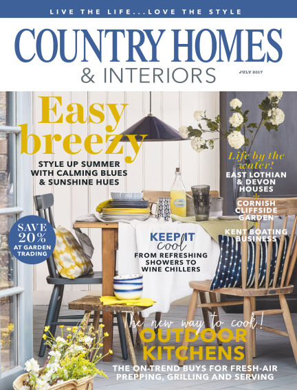 Country Homes & Interiors June 01, 2017 00:00