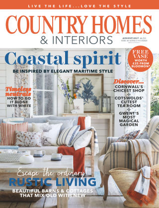 Country Homes & Interiors Aug 2017