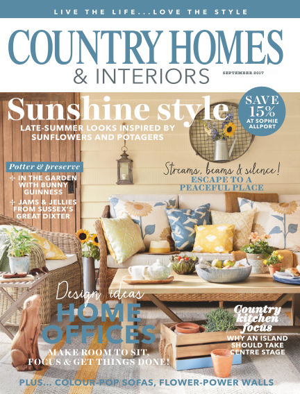 Country Homes & Interiors August 10, 2017 00:00