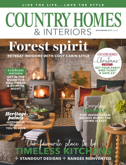 Country Homes & Interiors October 05, 2017 00:00
