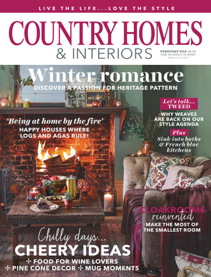 Country Homes & Interiors January 04, 2018 00:00
