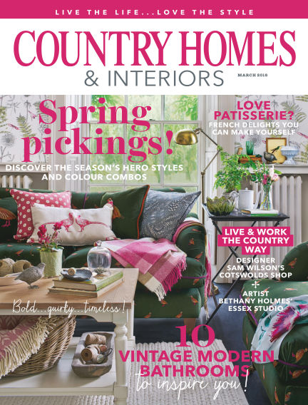 Country Homes & Interiors February 01, 2018 00:00
