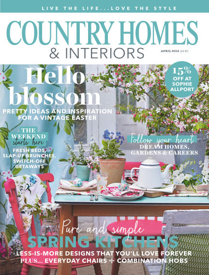 Country Homes & Interiors March 01, 2018 00:00