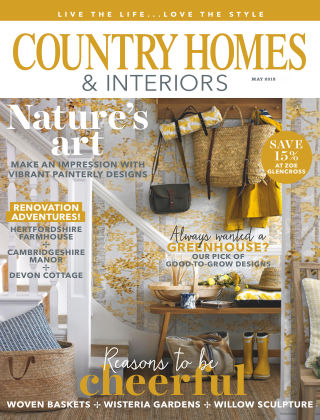 Country Homes & Interiors May 2018