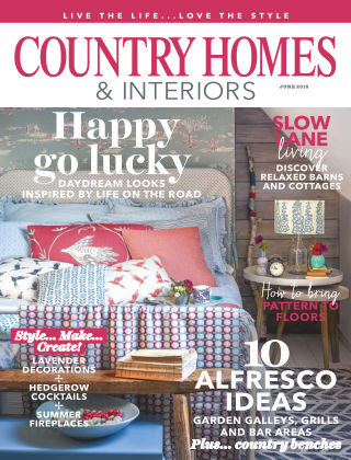 Country Homes & Interiors Jun 2018
