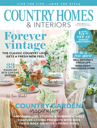 Country Homes & Interiors Jul 2018