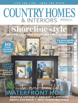 Country Homes & Interiors Aug 2018