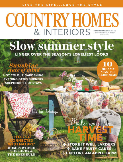 Country Homes & Interiors August 02, 2018 00:00
