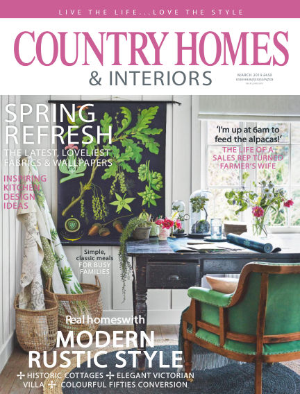 Country Homes & Interiors January 31, 2019 00:00