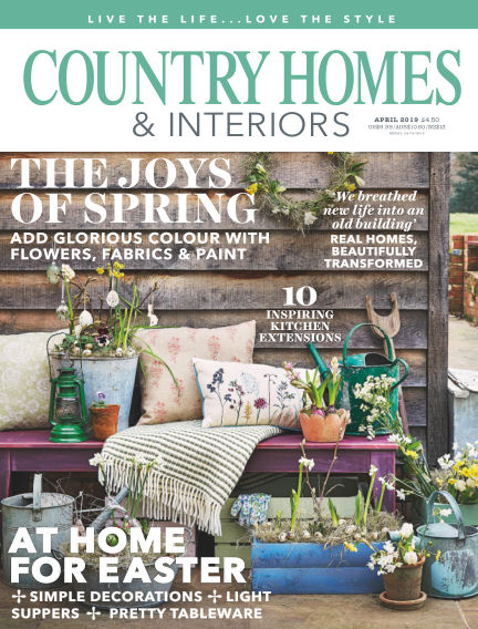 Country Homes & Interiors February 28, 2019 00:00