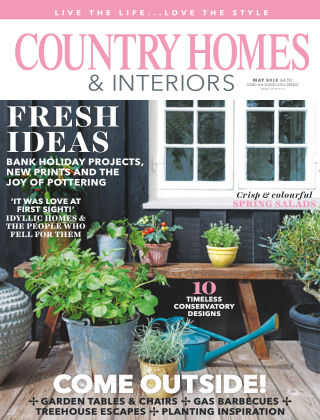 Country Homes & Interiors May 2019
