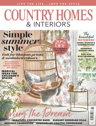 Country Homes & Interiors Jun 2019