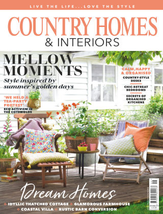 Country Homes & Interiors Sep 2019