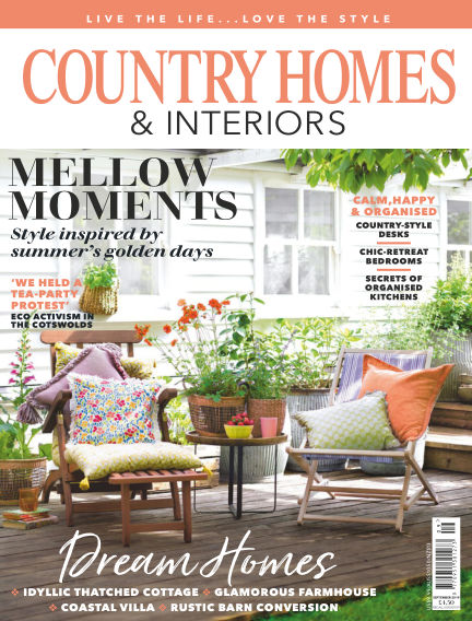Country Homes & Interiors August 01, 2019 00:00