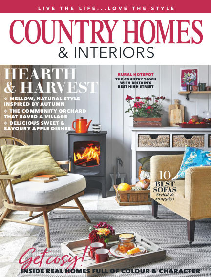 Country Homes & Interiors September 05, 2019 00:00