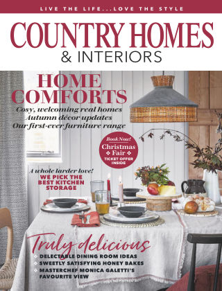 Country Homes & Interiors Nov 2019