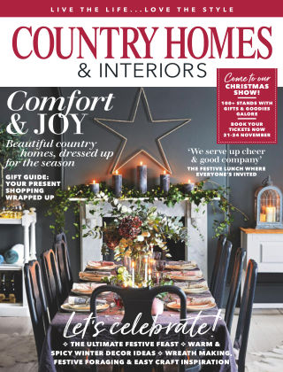 Country Homes & Interiors Dec 2019
