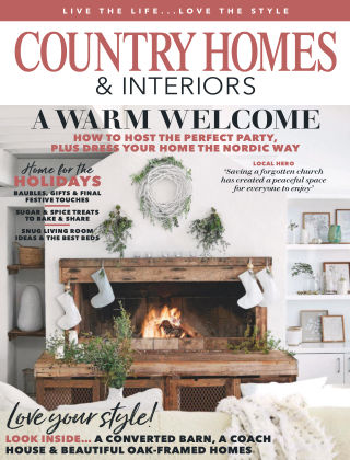 Country Homes & Interiors Jan 2020