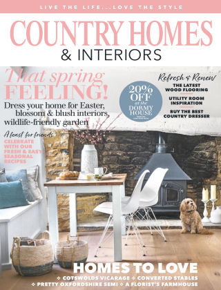 Country Homes & Interiors Apr 2020