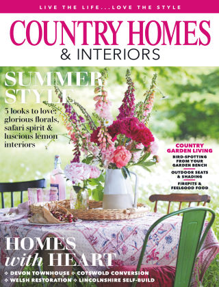 Country Homes & Interiors Jul 2020