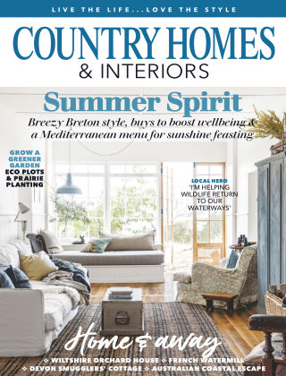 Country Homes & Interiors August 2020