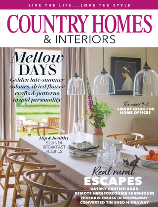 Country Homes & Interiors September 2020