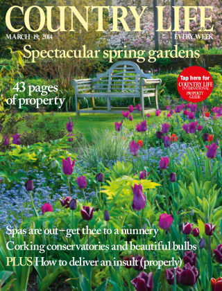 Country Life 19th March 2014