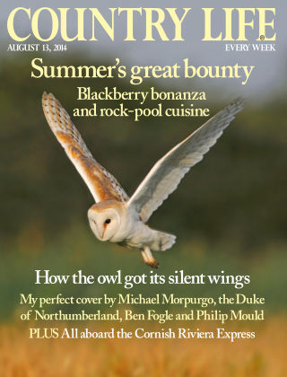 Country Life 13th August 2014